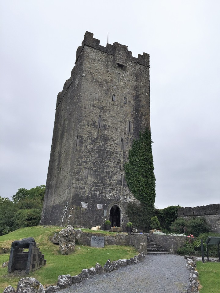 Ireland| County Clare | Dysert O'DeaCastle